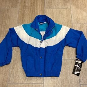 80s Vintage Apparatus Windbreaker